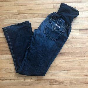 Hudson Maternity Jeans size 31